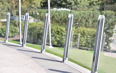 DIY (Do It Yourself) Glass Fences